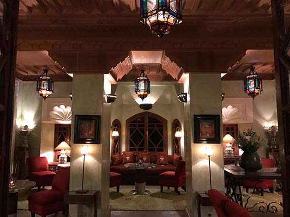 La Maison Arabe (1)
