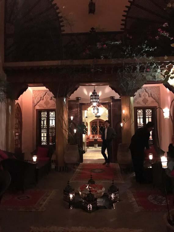 La Maison Arabe (2)