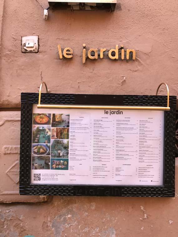 Le Jardin (2)
