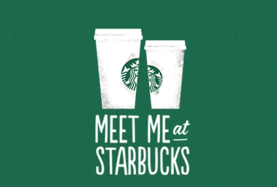 Meet me at Starbucks 1