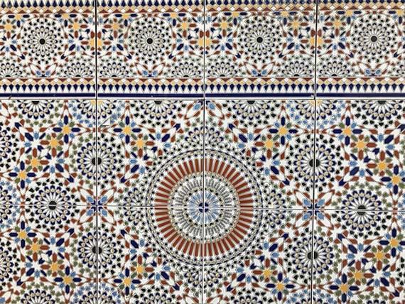 Moroccan Tiles (2)