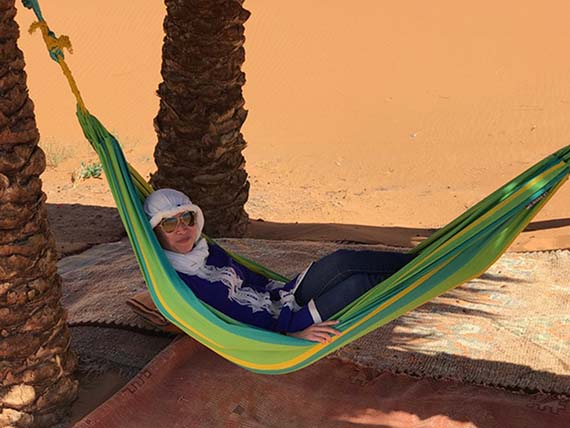Relaxing at the Desert Camp (19)