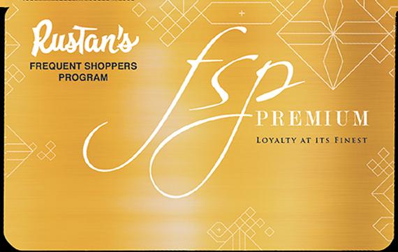 Rustan's FSP Premium Card (1)