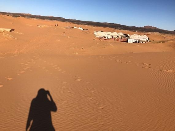 Sahara Desert Caravan (2)