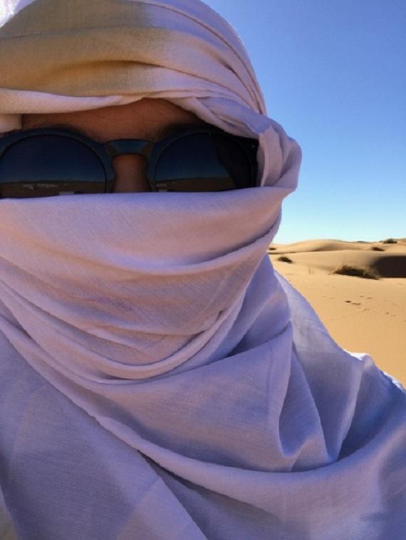 Sahara Desert Caravan (4)
