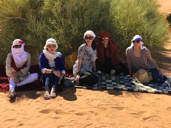 Sahara Desert Caravan (8)