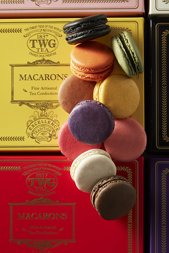 TWG Tea - World Macaron Day 2017 (2)
