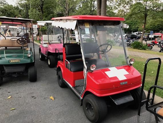 nichada golf cars