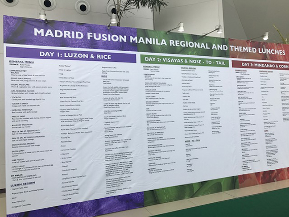 Day 1 Regional Lunch At Madrid Fusion (3)
