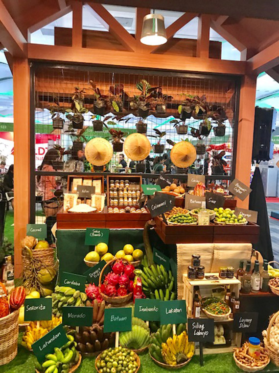 Dept of Agriculture Booth at Madrid Fusion (5)