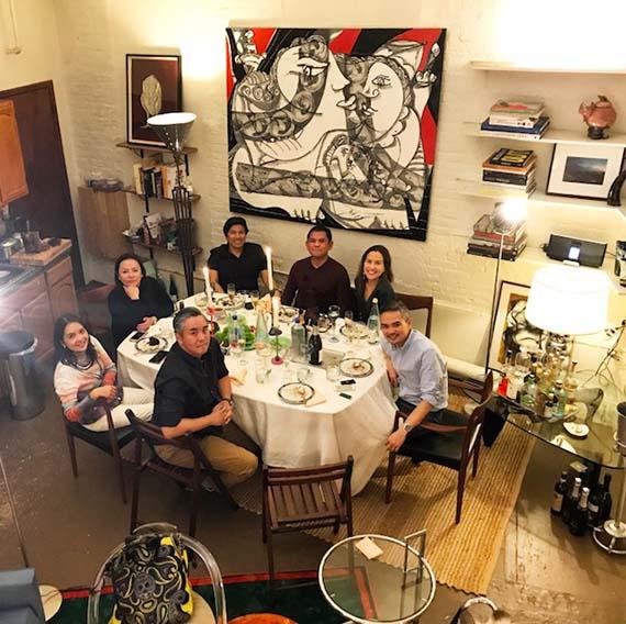 Dinner in Brooklyn at Ramon's (1)
