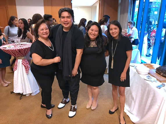 Philippine Star writers Millie reyes spanky enriquez Karla Reyes Heart2Heart