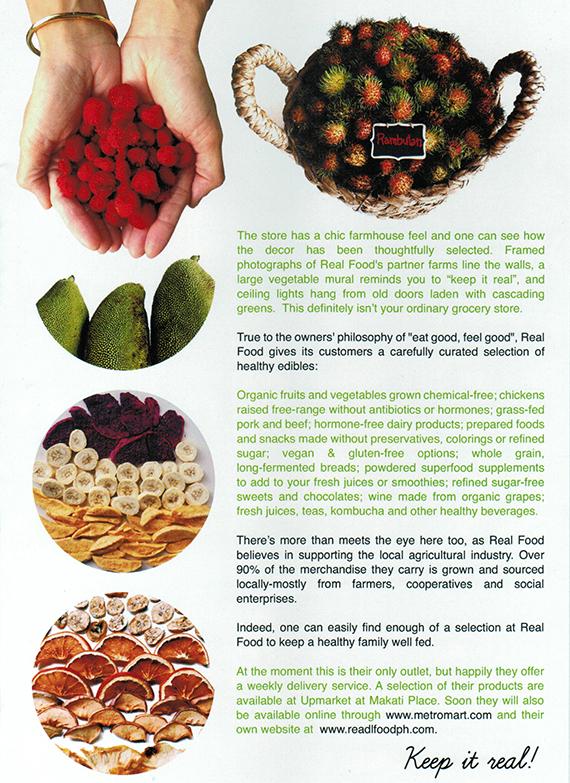 Real Food (3)