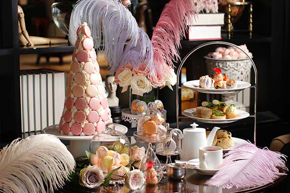Royal Afternoon Tea Featuring Marie Antoinette