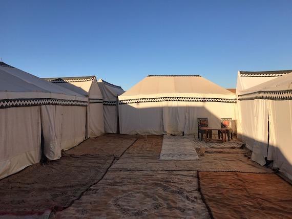 tent erg chebbi desert camp morocco wrong tent 1