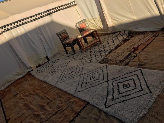 tent erg chebbi desert camp morocco wrong tent 2