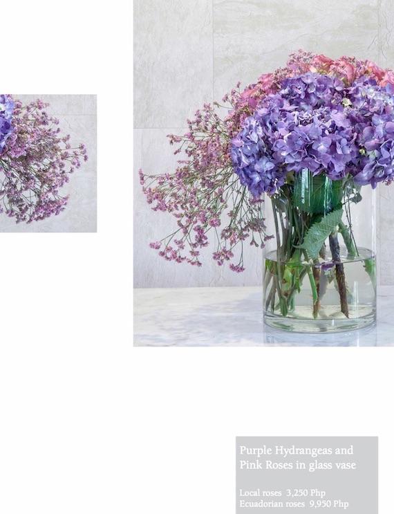 Adora X Rustans flower shop 3