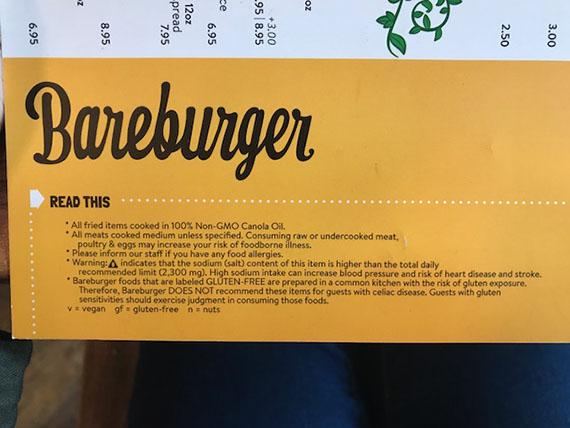 Bare Burger (3)