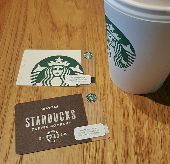 My Starbucks Rewards (2)