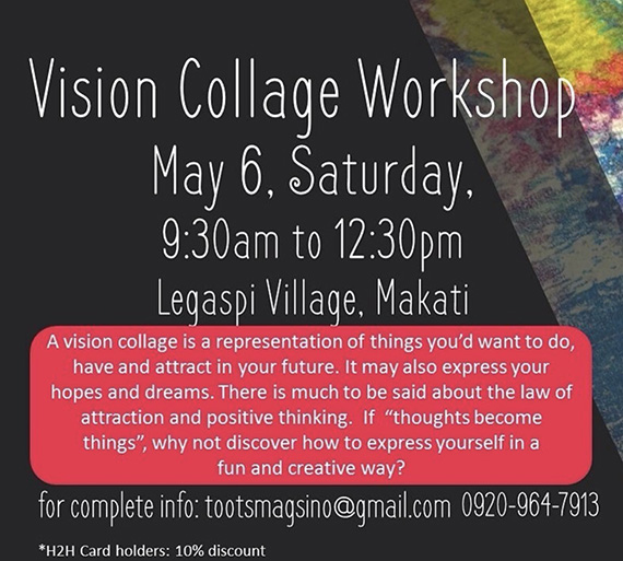 Vision collage workshop by Toots Magsino (1)