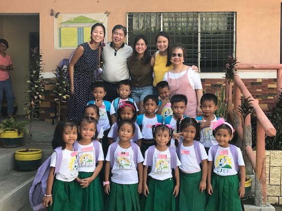 Birthday Celebration at Caring Jesus Foundation (11)