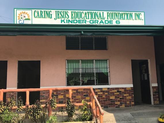Birthday Celebration at Caring Jesus Foundation (2)
