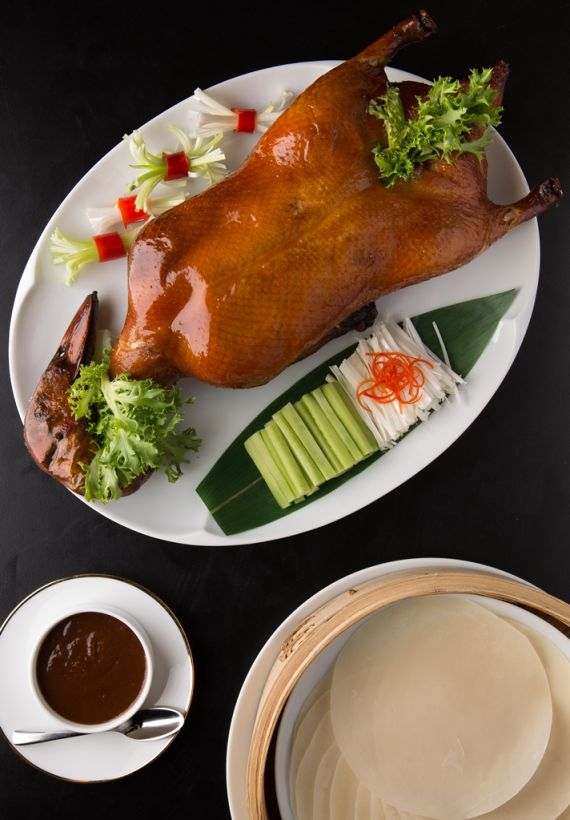 Crystal Dragon - U.S. Peking Duck