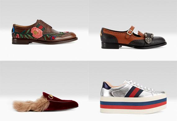 Gucci Men & Women Pre-Fall 2017 Collection (4)