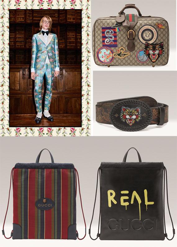 Gucci Men & Women Pre-Fall 2017 Collection (5)
