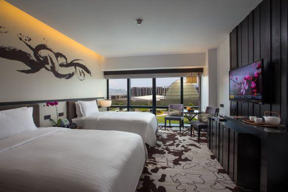 Nobu Hotel Manila - Deluxe Room_
