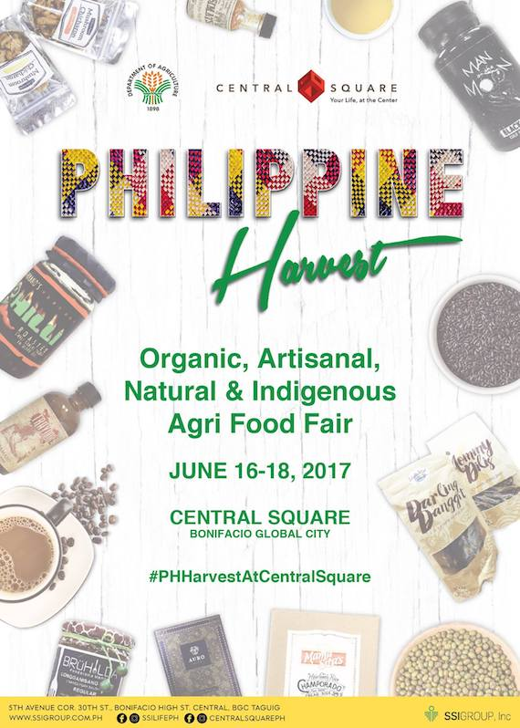 Philippine Harvest 5th central square 2017