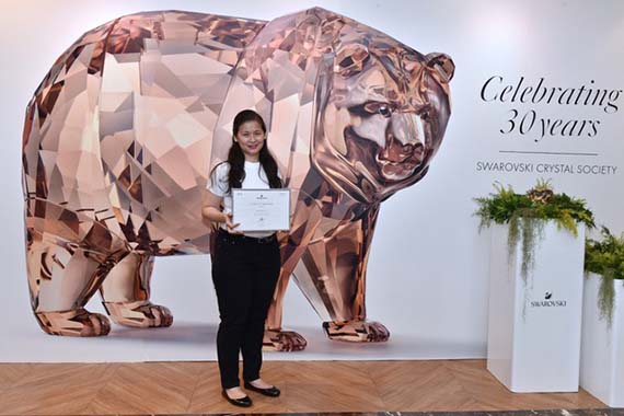Rustan's Press Release on Swarovski Crystal Society - Celebrating 30 Years with the Philippine Crystal Collectors (4)