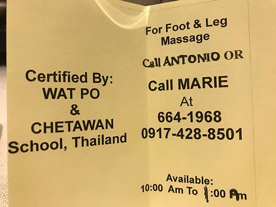 Thai Foot and Leg Massage (4)