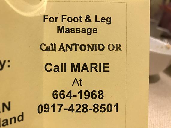 Thai Foot and Leg Massage (5)