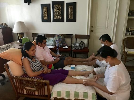 thai foot massage in manila marie and antonio 2
