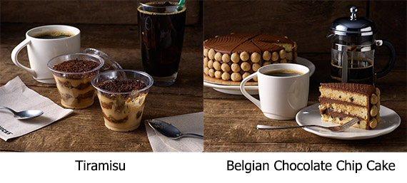 Starbucks unveils light and indulgent treats