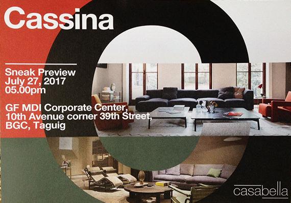 Cassina and Morosso