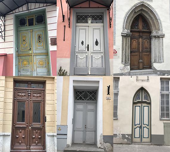 Doors in Tallin (2)