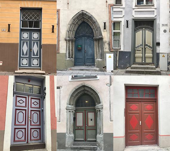 Doors in Tallin (4)