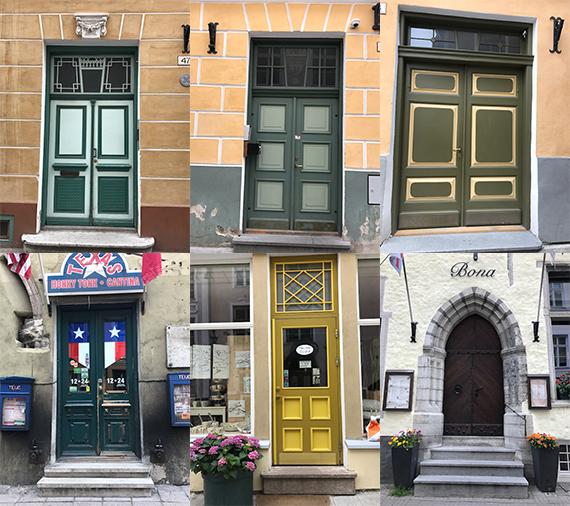 Doors in Tallin (5)