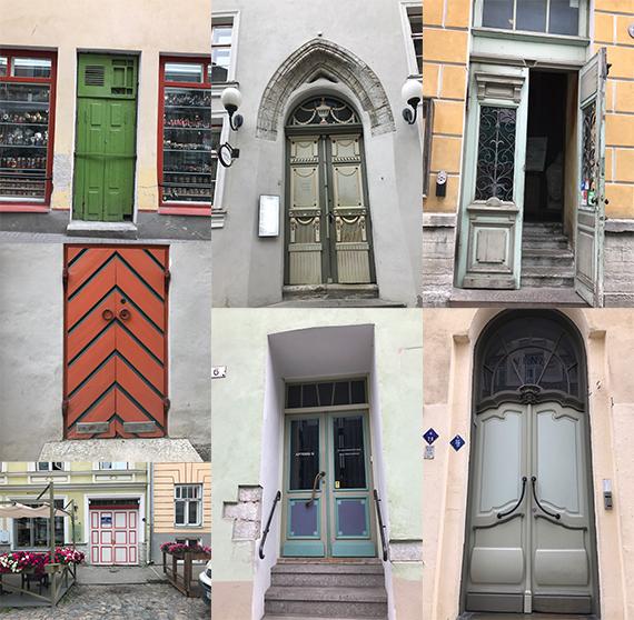 Doors in Tallin (8)