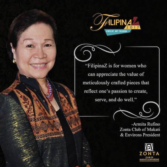Filipinaz 2017 zonta