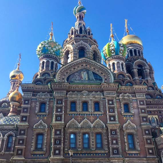 Highlights of St Petersburg (1)