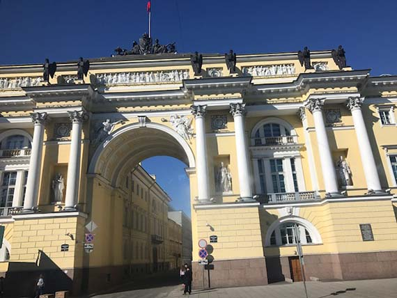 Highlights of St Petersburg (3)