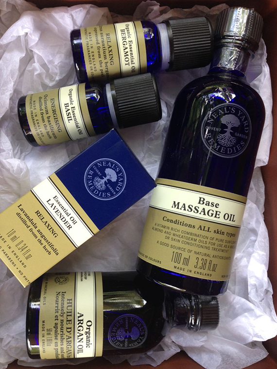 Neal's Yard Essential Oils