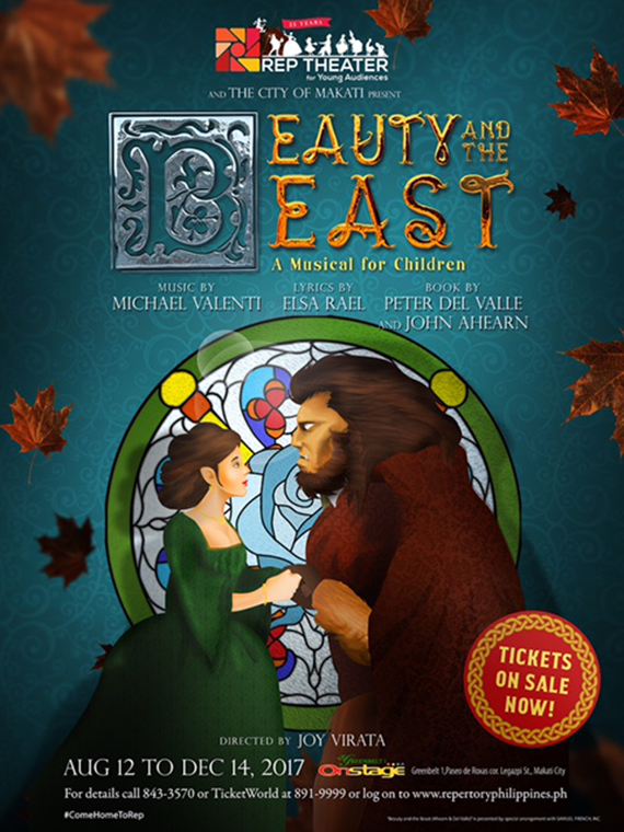 Theater for Young Audiences stages Beauty and the Beast (1)
