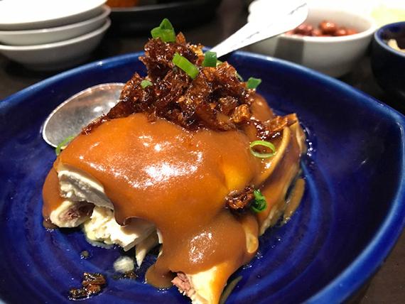 Back at Beijing Kitchen at Grand Hyatt City of Dreams (2)