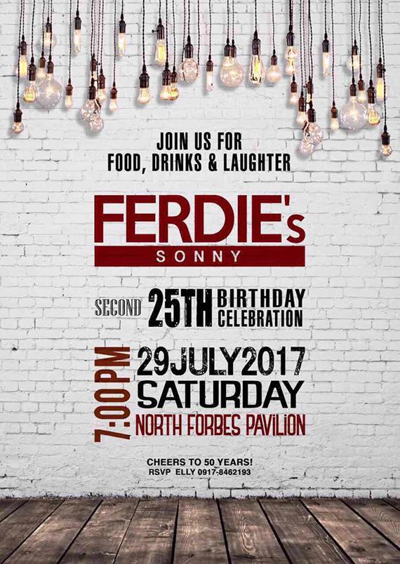 Ferdie's 50th (35)