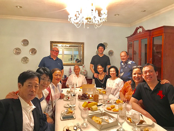 Filipino dinner by Bambi's Gourmet Kitchen (3)
