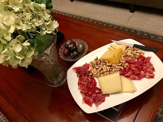Filipino dinner by Bambi's Gourmet Kitchen (4)